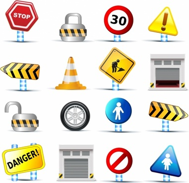 381x368 Road Traffic Signs Free Vector Download (7,583 Free Vector)