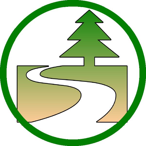 600x600 Trail Clip Art