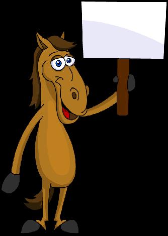 334x470 Cartoon Horse Trail Clip Art 1553771 Elysian