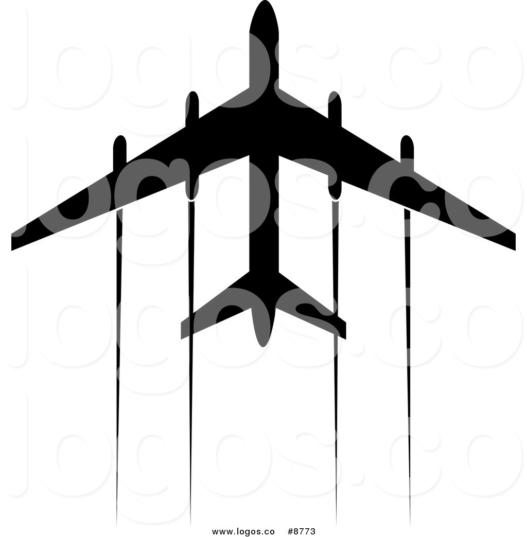 1024x1044 Royalty Free Clip Art Vector Black Silhouetted Airplane