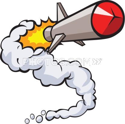 415x412 Smoke Trails Clipart