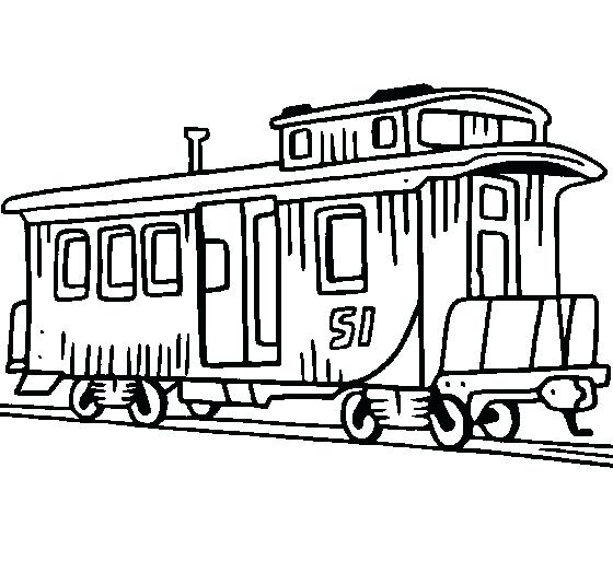560x535 Train Clipart Logo Clip Art In Black And White Train Track Clipart