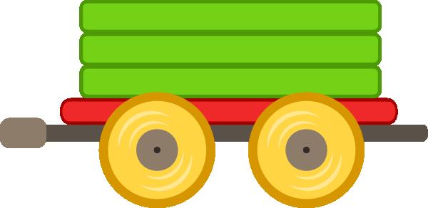 600x292 Railways Clipart Train Caboose