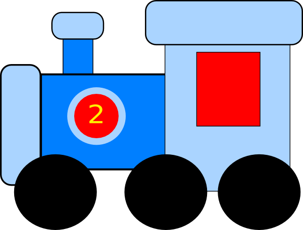 600x456 Train Clipart For Kid Png