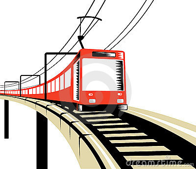 400x345 Rail Clip Art