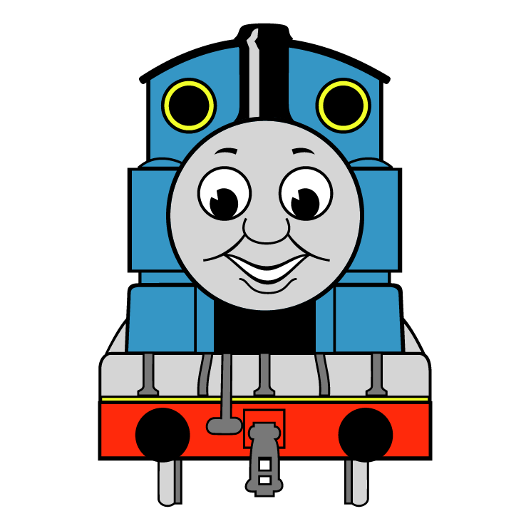 745x745 Thomas The Train Clipart Black And White, Free Thomas The Train