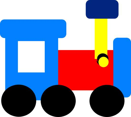 550x490 Free Clip Art Trains Clipart Clipartcow