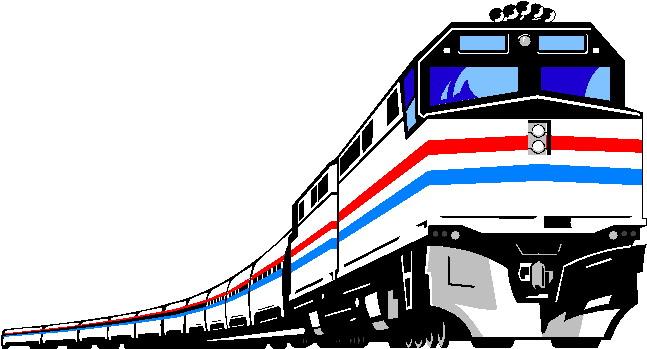647x349 Passenger Train Clipart Free Clipart Images