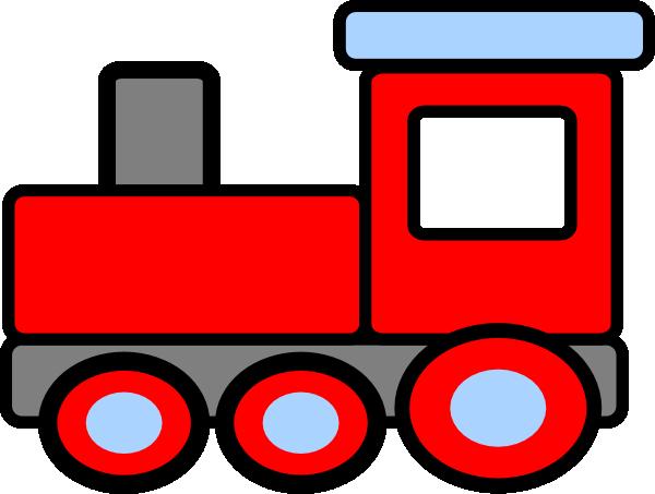 600x453 Train Clip Art A Blue Clipart Panda