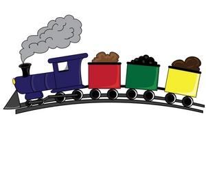 300x269 Choo Choo Train Images Free Clipart Images