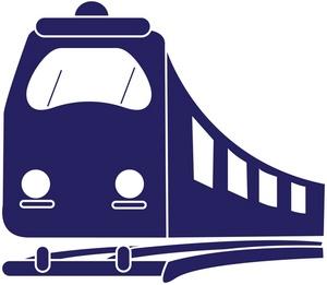 300x261 Train Clipart Image