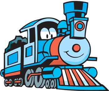 350x292 Train Clip Art 2 Image