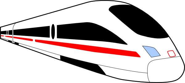 600x272 Train Clip Art Free S Clipart Images
