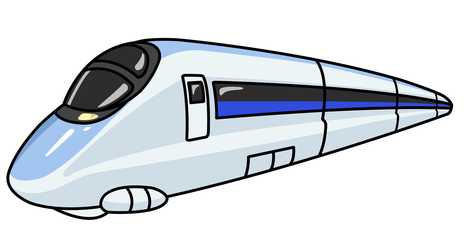 1600x864 Train Free To Use Clip Art 4