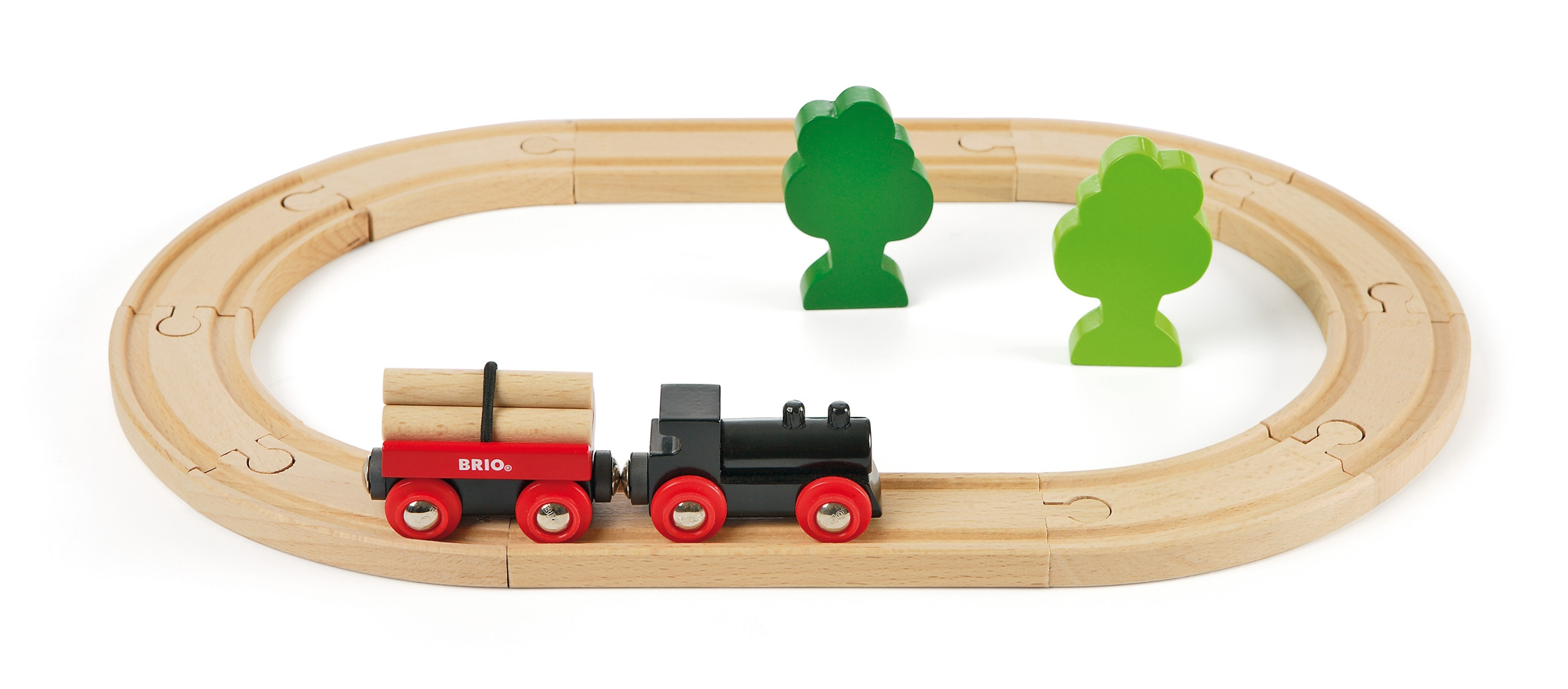 2362x1038 Wooden Train Clipart
