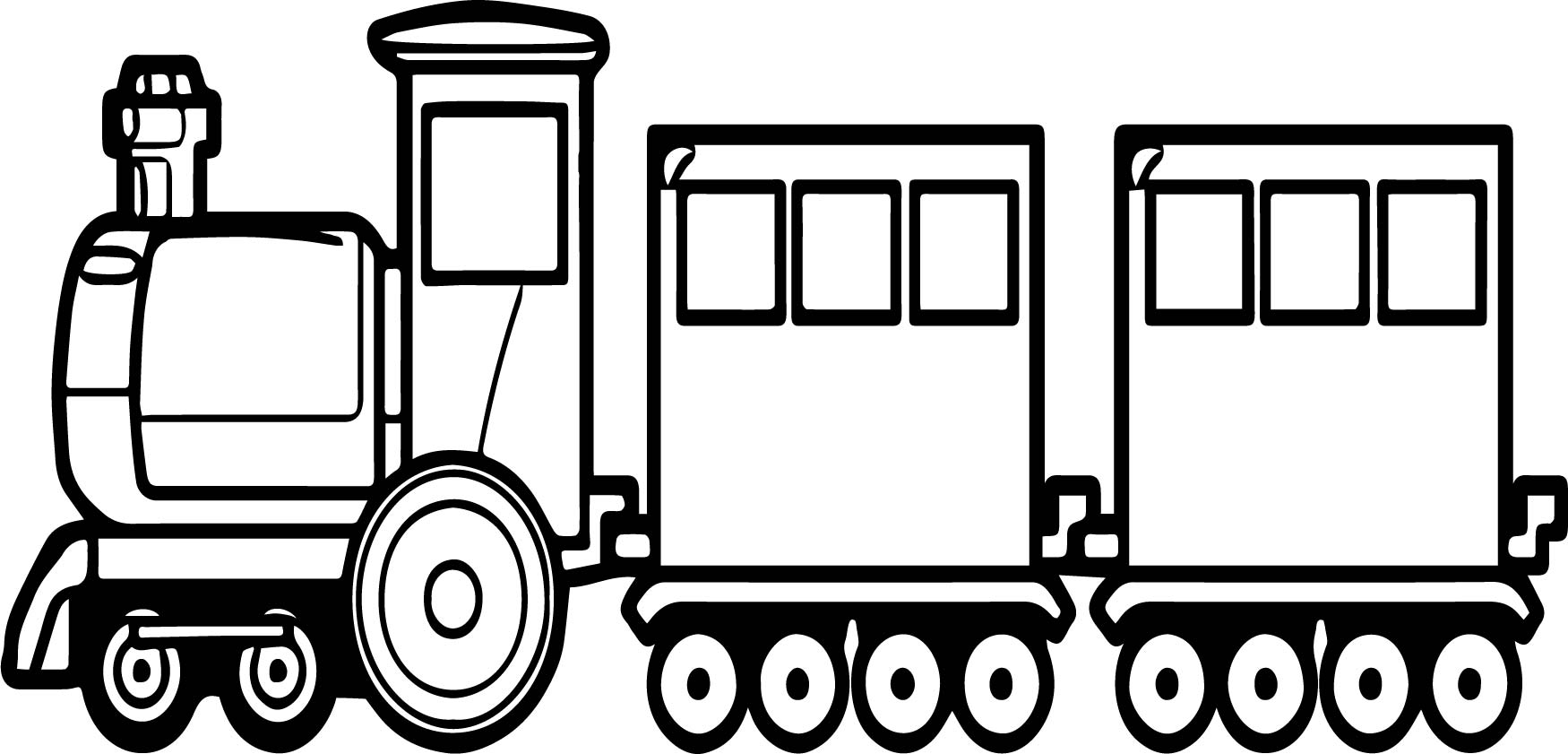 1750x841 Go Train Coloring Page Wecoloringpage