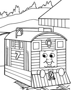 236x298 Top 26 Free Printable Train Coloring Pages Online Disappointment