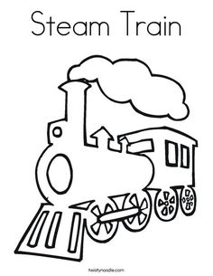 236x305 How To Draw Steam Engines In 7 Steps Engine, Artsy And Artsy Fartsy