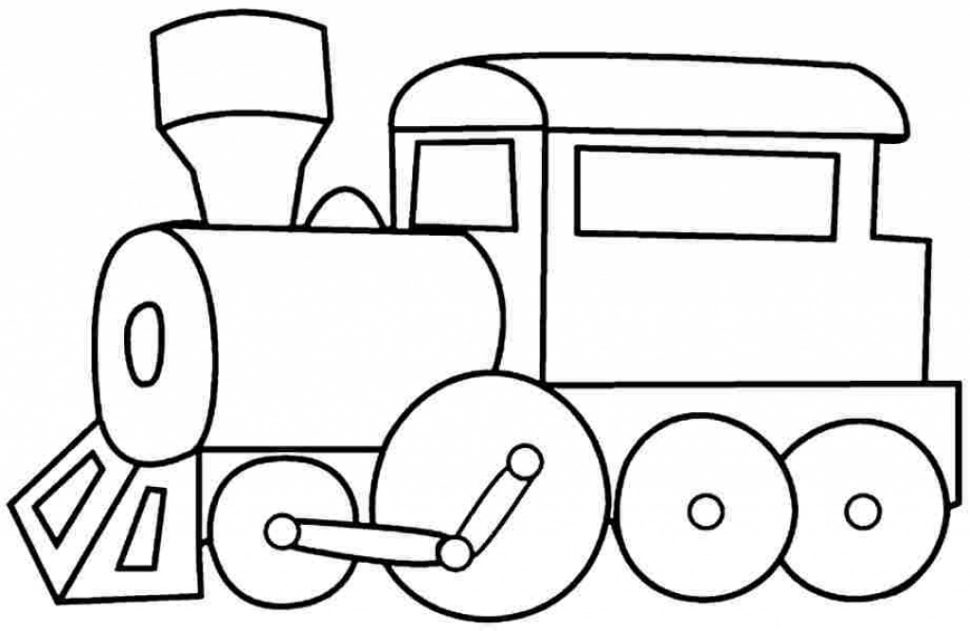 970x631 Coloring Pages Engaging Train Coloring Pages Awesome 66 On Line