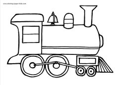 236x172 How To Draw Steam Engines In 7 Steps Engine, Artsy And Artsy Fartsy