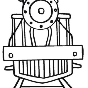 300x300 How To Draw A Train Coloring Page Color Luna