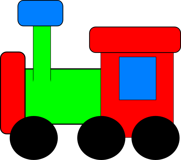 600x531 Train Drawings For Kids