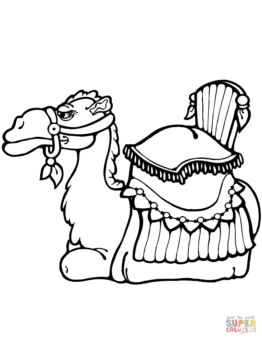 1005x1300 Camels Coloring Pages Free Coloring Pages