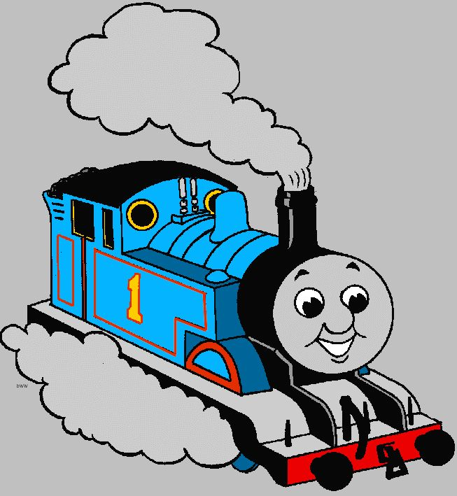 Train Engine Clipart