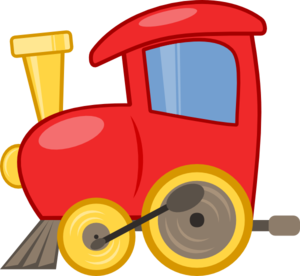 300x276 2 2 0 Locomotive Clip Art