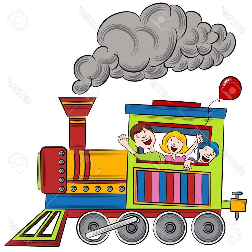 1024x1024 Top 10 Engine Clipart Cartoon Train Cdr