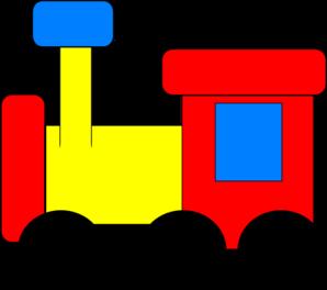 298x264 Train Clip Art