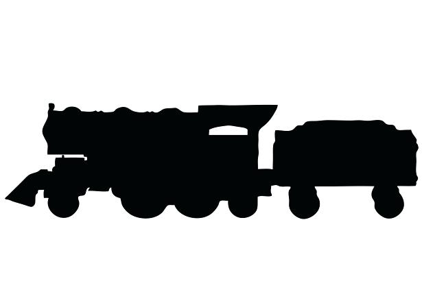 615x410 Train Clipart Train Engine Clipart Black And White Memocards.co
