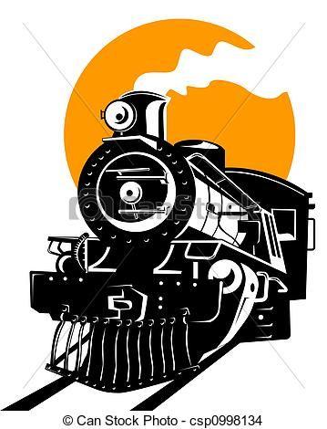359x470 Train Clipart Free
