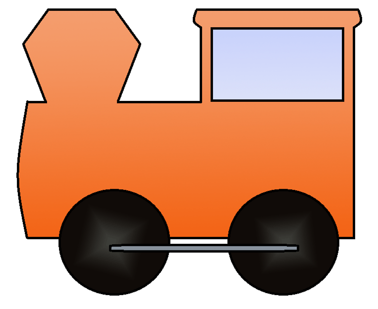 763x625 Orange Train Clipart Amp Orange Train Clip Art Images
