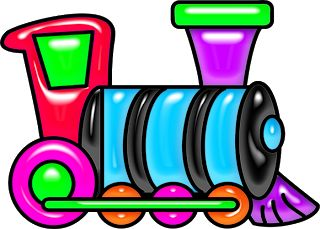 Trains Clipart