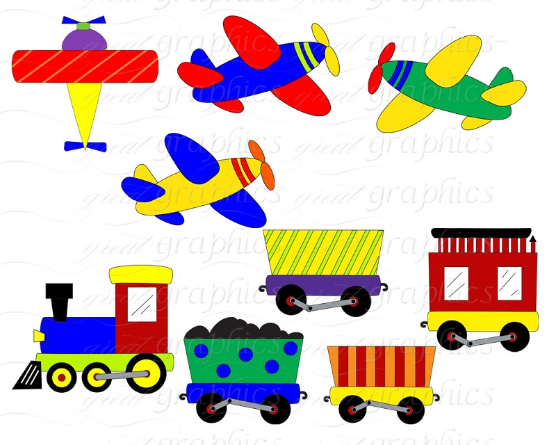 800x640 Planes Trains And Automobiles Clipart