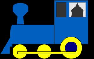 300x189 Train Engine Clipart