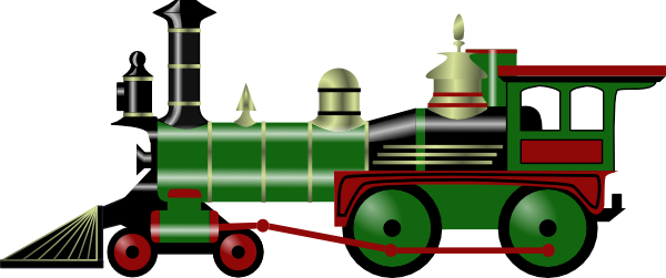 Trains Cliparts
