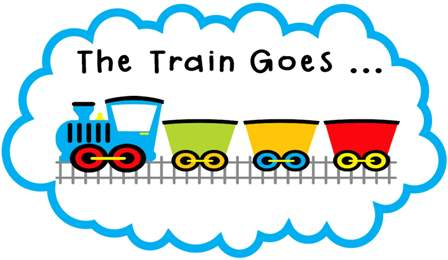 448x260 Railways Clipart Train Engine