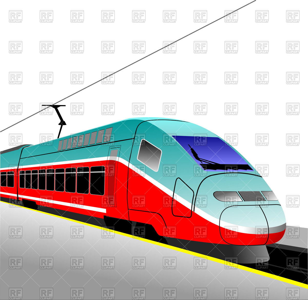 1200x1168 Subway Clipart Modern Train