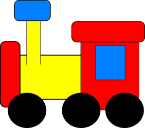298x264 Train Clipart Number Train
