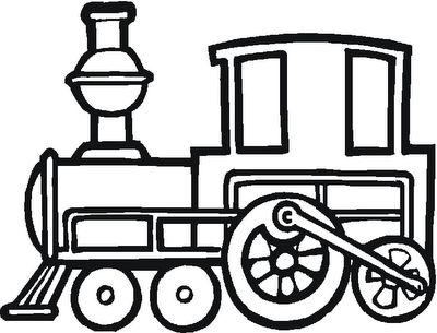 Trains Drawings