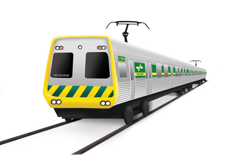 900x634 Melbourne Trains Comeng By Timmotheus