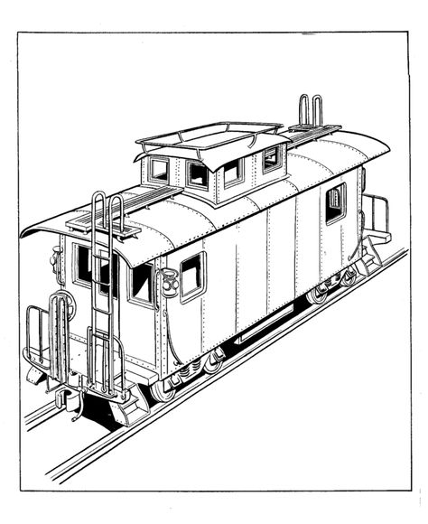 474x580 Toy Train Coloring Pages Are Fun And Teach The History