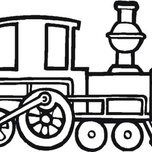 300x300 Amazing Speed Of Train Coloring Page Color Luna