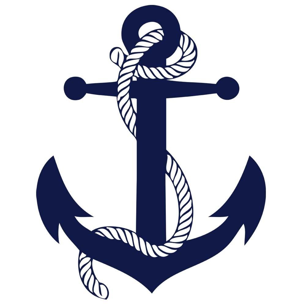 1000x1000 Navy Anchor Clip Art Clipart