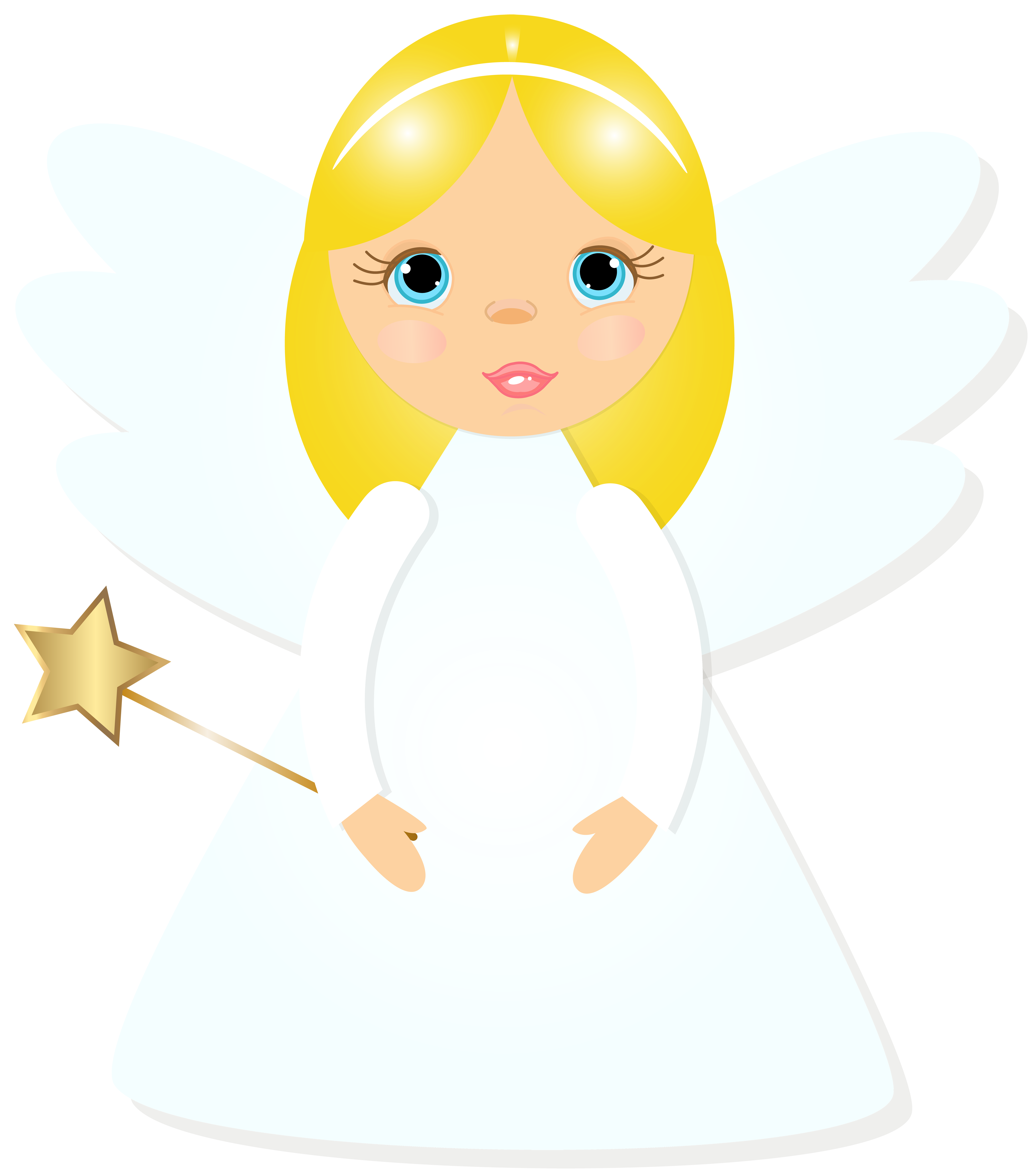 7031x8000 Christmas Angel Transparent Png Clip Art Imageu200b Gallery