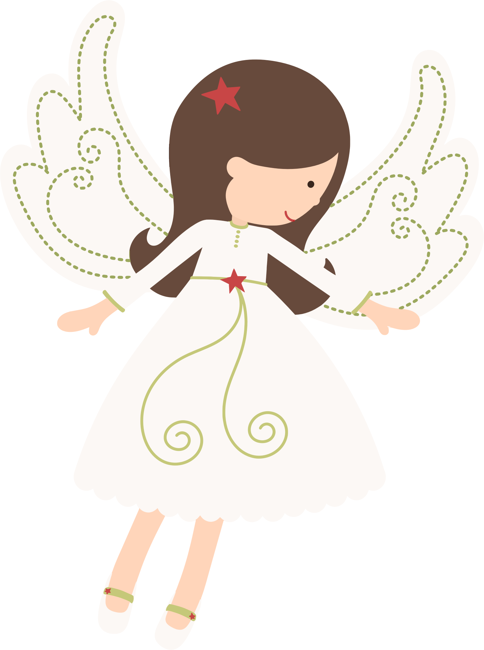 1618x2170 Angel Clipart Transparent