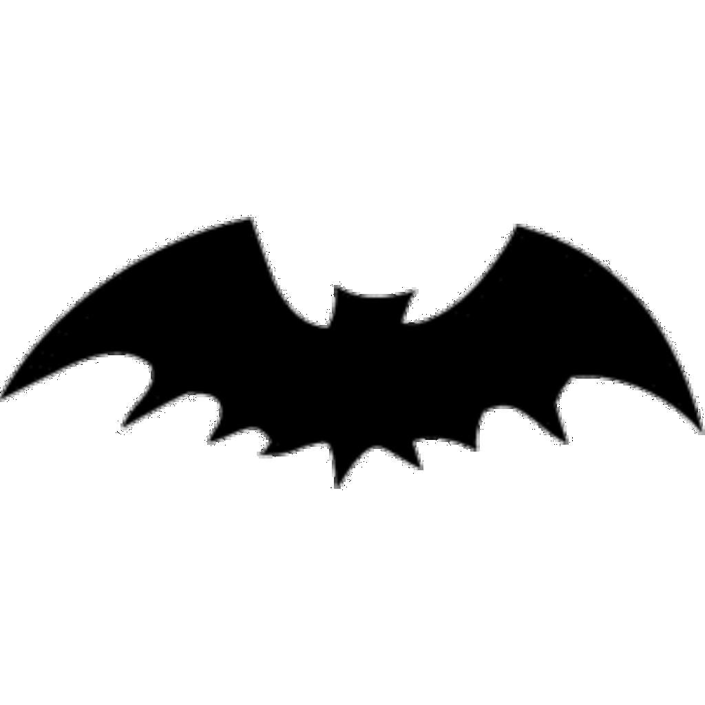 1024x1024 Bat Clipart Transparent Background