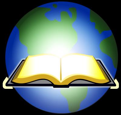 400x382 Bible Clip Art Clipartbold